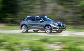 mercedes suv reviews 2017 mercedes gla class in depth model review car and driver
