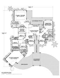 large one story homes mesmerizing 6 bedroom one story house plans pictures best ideas