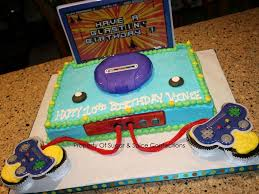 video game cake cakecentral com