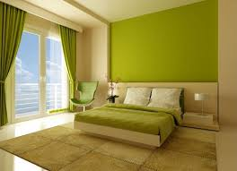 Yellow And Green Color Decorating Ideas For Home Home Decor Buzz - Green color bedroom