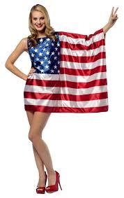 United States American Flag Usa Flag Dress Buycostumes Com