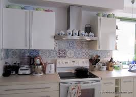 backsplash wall decals kitchen embassy housing hack kitchen decals well that was
