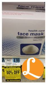 Coupons Halloween Costumes Rite Aid Coupon Rite Aid Health Care Face Masks 7 Pack