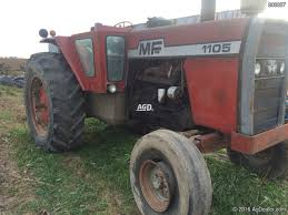 massey ferguson 1105 tracteur for sale agdealer com