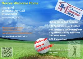 Golf Tournament Flags Play Golf Sarasota Bobby Jones Golf Club Heroes Welcome Home
