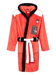 robe de chambre wars peignoir pilote rebel wars insolite