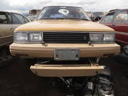 1986 renault alliance junkyard find 1985 renault encore the truth about cars