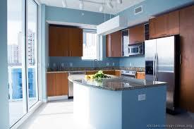 Kitchen Design Cherry Cabinets by Modern Monday