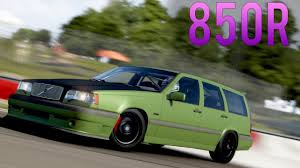build your own volvo forza motorsport 6 bdk subscribers choice volvo 850r drift