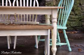 Farm Table Pictures by Rustique Restoration Distressed Farmhouse Table With A Glaze