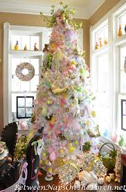 easter ornament tree ideas for decorating for and easter