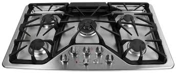 Ge Modular Cooktop Kitchen Great 10 Easy Pieces 36 Inch Gas Cooktops Remodelista For