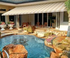 Retractable Awning With Bug Screen Awning