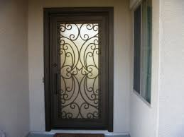 Single Door Design by Iron Single Door Design Catalogue Rift Decorators