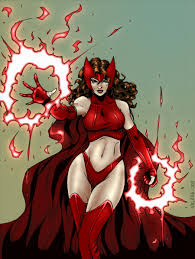scarlet witch costume comics scarlet witch by rv1994 by carol colors on deviantart