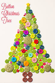 beautiful button christmas tree button gombíky pinterest