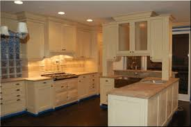 Metal And Wood Cabinet Kitchen Colors With Light Wood Cabinets Small Glass Breakfast Bar