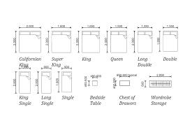 Standard Bed Dimensions Home Design Amazing Standard Furniture Size Sofa Dimension Sizes