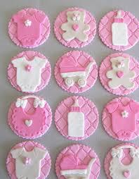 baby shower cupcake toppers fondant http babyshowercupcake