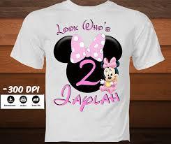 minnie mouse iron on transfer t shirt minnie disney look