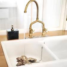 antique brass kitchen faucets brass kitchen faucet design ideas