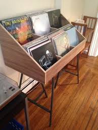 lp record cabinet furniture vinyl record storage display holder don t hide your records