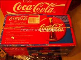 1997 coca cola ceiling fan 1997 new unique coca cola ceiling fan 44 coke globe glass metal
