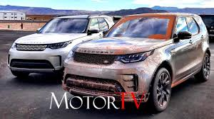 range rover diesel engine test drive new 2017 land rover discovery 3 0 v6 diesel eng