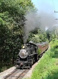 new hope u0026 ivyland railroad north pole express with santa claus