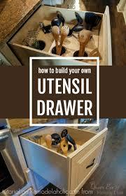 kitchen drawer organizer ideas 70 practical kitchen drawer organization ideas shelterness