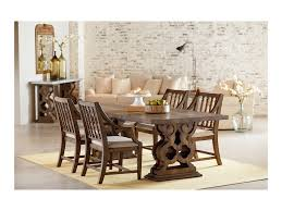 traditional dining room sets magnolia home by joanna gaines traditional dining room trestle