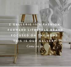about us home decor affordable u0026 modern furniture z gallerie