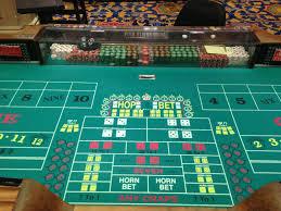 Craps Table Showboat Atlantic City 12 Ft Craps Table Picture Craps