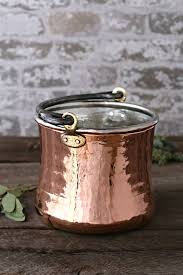 Copper Kitchen Canisters 262 Best Very Vtg Kitchen Copper Real Images On Pinterest