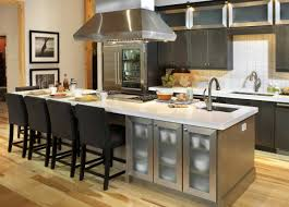 inspiring kitchen island cabinets design ideas to add more space