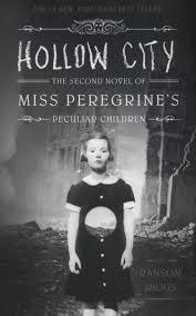 amazon com hollow city the second novel of miss peregrine u0027s