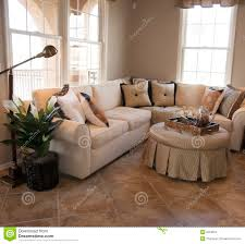 Model Home Living Room by Model Home Interior Design Stock Images Image 2223934