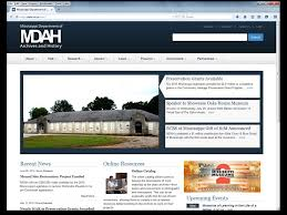 overview of mdah educational resources and online materials claire