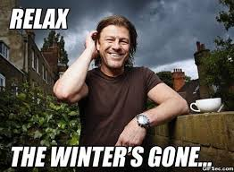 Winter Is Coming Meme - winter is coming meme google search game of thrones