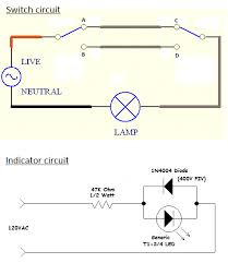 switches three way ac switch indicator without adding a wire