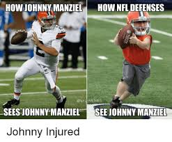 Johnny Football Memes - how johnny manziel how nfl defenses memes seesjohnny manziel see