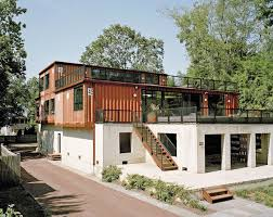pop up house 5 e architect shipping containers curbed