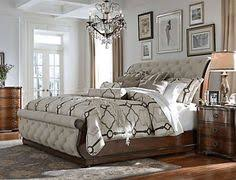 Bombay King Upholstered Bed Art Van Furniture Really Debating On - King size bedroom sets art van