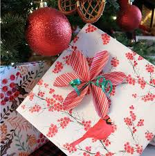 how to make simple diy poinsettia bows