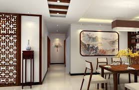 Asian Inspired Dining Room Chinese Style Dining Room And Corridor Download 3d House