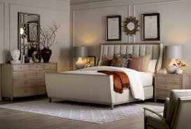 Grand Estates Sleigh Bedroom Set A R T Furniture Cityscapes Chelsea Stone Queen Size Sleigh Bed
