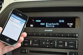 how to set up bluetooth on ford focus how to pair an iphone to ford sync