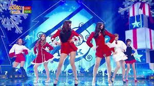 tvpp apink luv 에이핑크 러브 christmas special show music