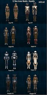 1 2 new armor models dulfy