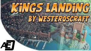 Map Of Kings Landing Minecraft Best Buildings Kings Landing Youtube